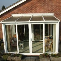 Conservatory roof replacement 1