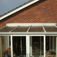 Conservatory roof replacement 2