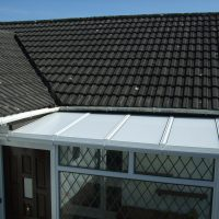conservatory roof after 2